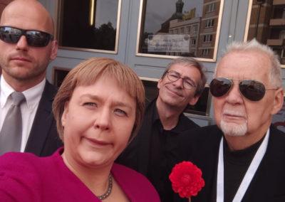 Mutter Merkel